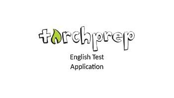 TorchPrep - ACT English Activity Based Curriculum - Slides