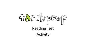 TorchPrep - ACT Reading Activity Based Curriculum - Slides