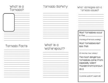 Tornado Brochure