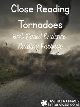 Tornado Close Reading