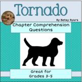 Tornado Comprehension Questions Packet