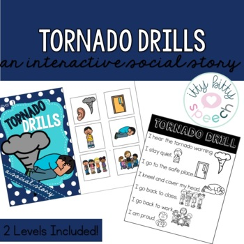Tornado Drill - Interactive Social Stories