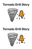 Tornado Drill Social Story- Autism