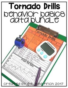 Tornado Drills- Behavior Basics Data Bundle