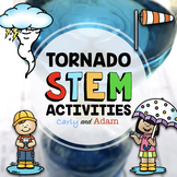Tornado Engineering STEM Activities Digital Distance Learning