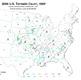 Tornado Formation, Map Reading - Lesson Plan, Presentation, Activities, Quiz