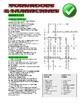 Tornado / Hurricane Webquest and Puzzle Sheet