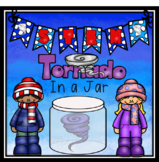 Tornado In A Jar ~ STEM