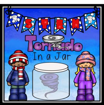 Tornado In A Jar ~ STEM