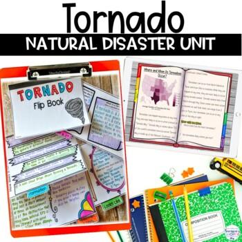 Tornado Natural Disasters Unit