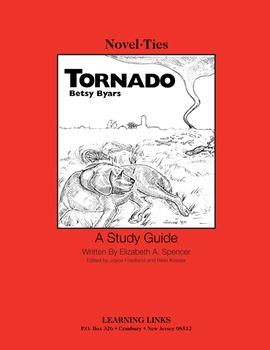 Tornado - Novel-Ties Study Guide