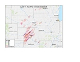 Tornado Outbreaks (1974 and 2012)