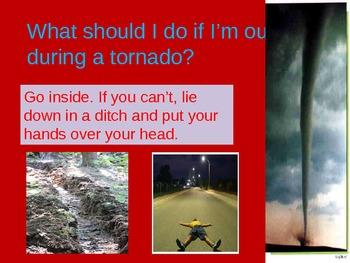 Tornado PowerPoint - Weather