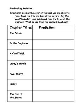 Tornado Reading Packet