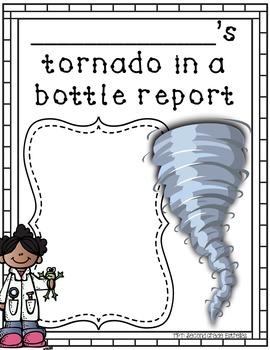 Tornado Report - Tornado in a bottle