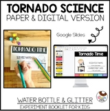 Tornado Water Bottle Experiment Scientific Method