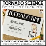 Tornado Water Bottle Experiment