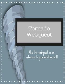 Tornado Webquest
