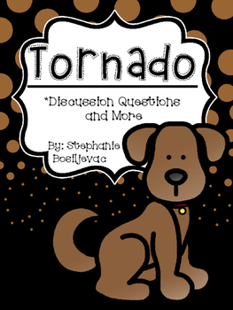 Tornado (Written by Betsy Byars) Discussion Questions and More