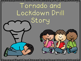 Tornado, Lockdown, and Fire Drill Social Stories