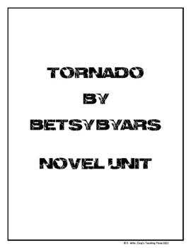 Tornado by Betsy Byars