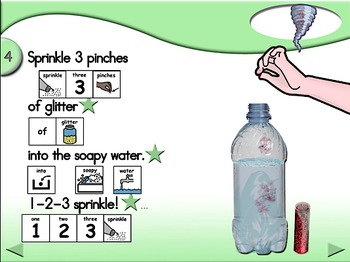 Tornado in a Bottle - Animated Step-by-Step Science Project - PCS
