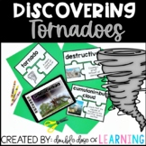 Tornado Natural Disaster Research Unit with PowerPoint