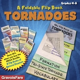 Tornadoes: A Flip Book Foldable of Natural Disasters