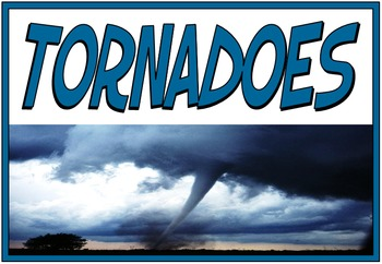 Tornadoes (BUNDLE PACK)
