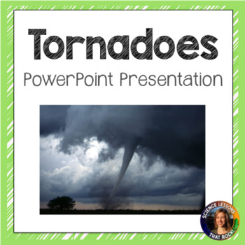 Tornadoes SMART notebook presentation