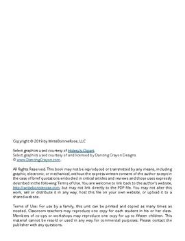 Tornadoes Terminology & Cursive Copywork