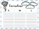 Tornadoes by Gail Gibbons Comprehension and Vocabulary Task Cards