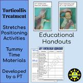 Torticollis Treatment Educational Materials