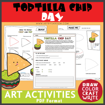 Tortilla Chip Day (February 24)