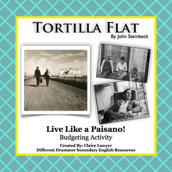 Tortilla Flat Poverty Exercise