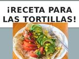 Tortilla Recipe in Spanish