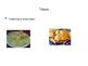 Tortillas y Salsa -Mexican Foods Powerpoint