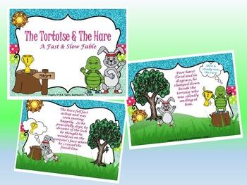 Tortoise & Hare BUNDLE - PDF Edition (Tempo Activity, Stor