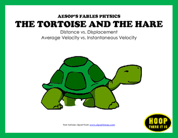 Tortoise and Hare Physics