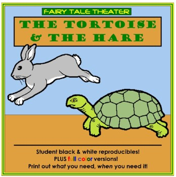 Tortoise And Hare Worksheets Teaching Resources Tpt