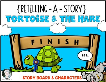 Tortoise And The Hare Retelling Worksheets Teaching Resources Tpt