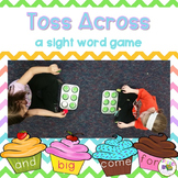 Toss Across: A Sight Word Game Center