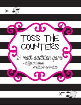 Toss the Counters Math Game