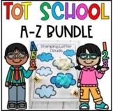 Tot School A-Z Complete Learning Pack