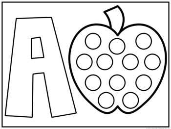 Tot School: Apples {Plans and Printables}