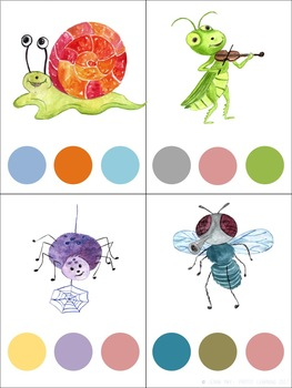 Tot School: B is for Bugs
