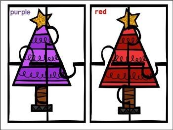 Tot School Christmas Activities