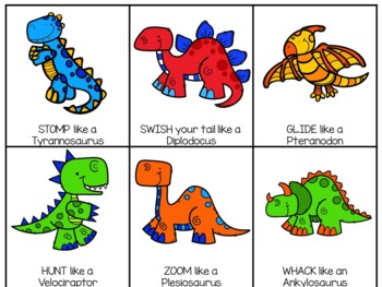Tot School: Dinosaurs {Plans and Printables}
