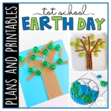 Tot School: Earth Day {Plans and Printables}