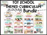 Tot School: A Complete Themed Curriculum: Growing Bundle